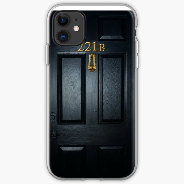 Vintage Hard Back Cover For Apple IPhone 6 Case Bad Wolf Sherlock