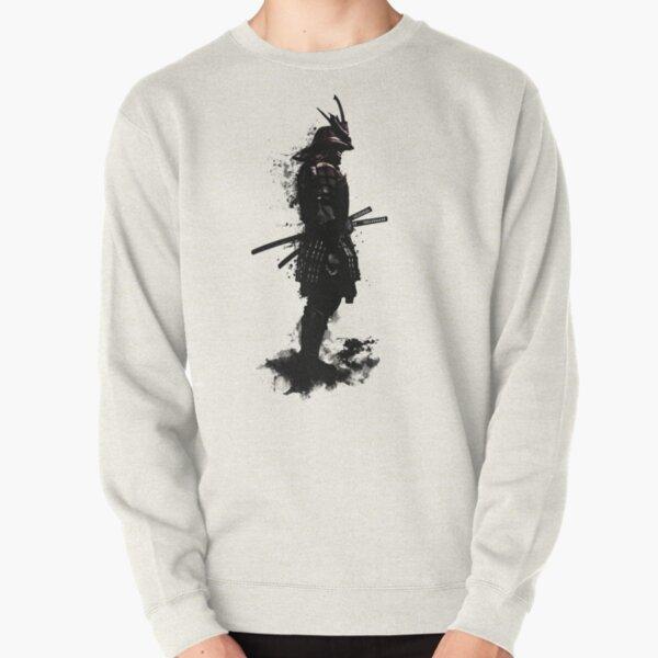 Armored Samurai Pullover Sweatshirt