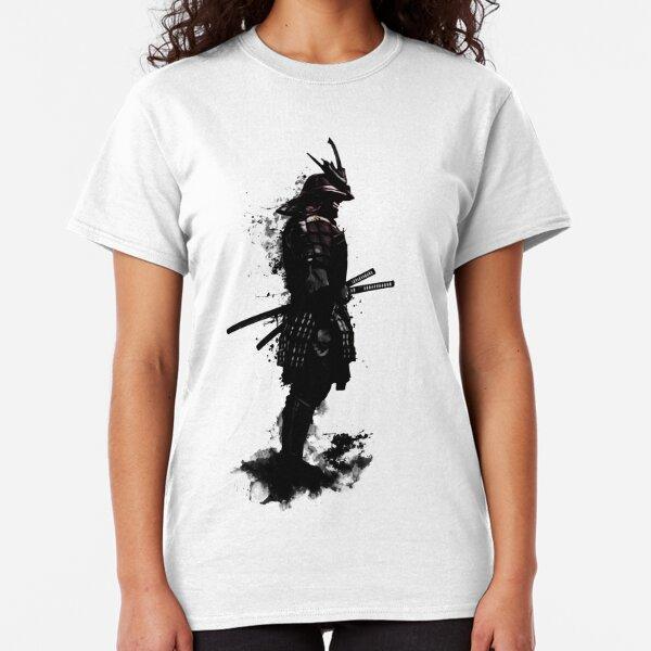 Armored Samurai Classic T-Shirt