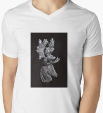 Diamond In The Rut Mens V-Neck T-Shirt