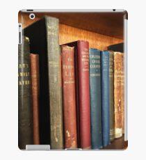 Antique Bookshelf iPad Case/Skin