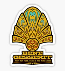 Dune BENE GESSERIT Sticker