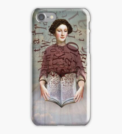 The Storybook iPhone Case/Skin