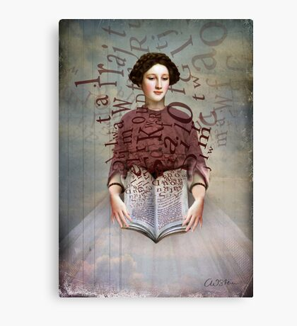 The Storybook Canvas Print