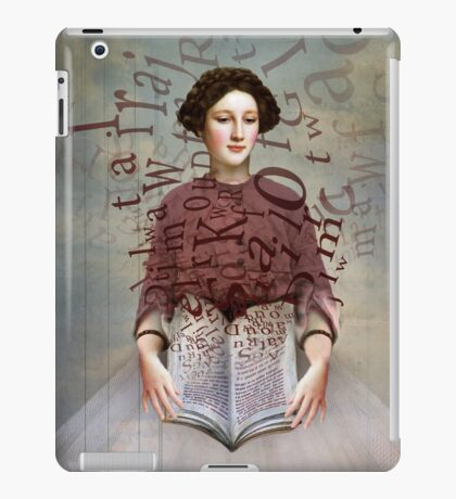 The Storybook iPad Case/Skin