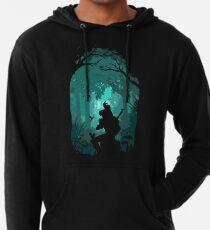 Sudadera con capucha ligera Zelda - Ocarina en el bosque