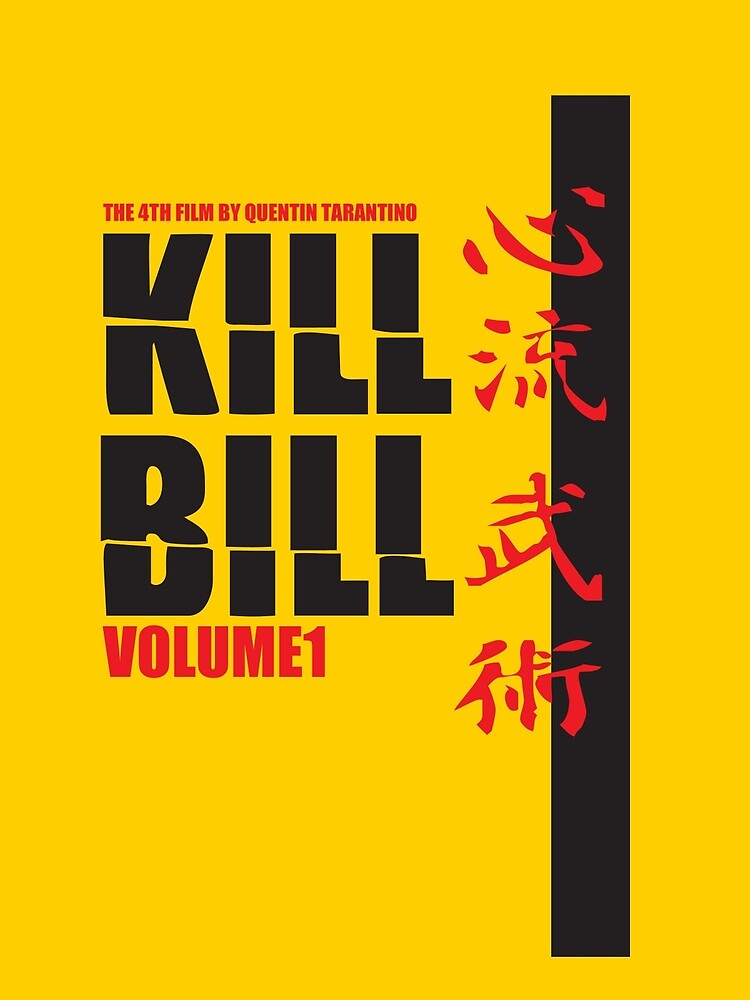 Kill bill by Thespoon