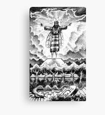 THUS SPAKE ZARATHUSTRA  Canvas Print
