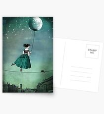 Moonwalk Postcards