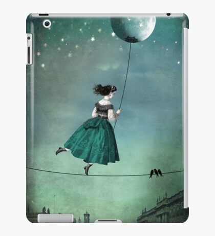 Moonwalk iPad Case/Skin