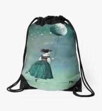 Moonwalk Drawstring Bag