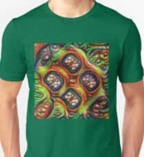 Still life with fruits #DeepDream Slim Fit T-Shirt