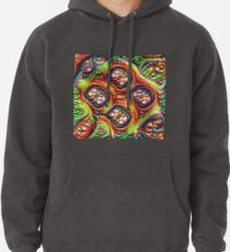 Still life with fruits #DeepDream Pullover Hoodie