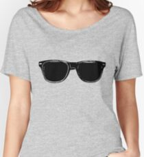 Vlogger shades Women's Relaxed Fit T-Shirt