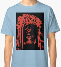 Blackfoot Indian Chief Classic T-Shirt