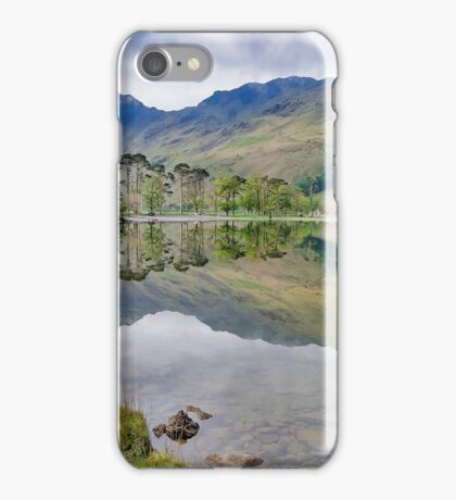 Buttermere Reflections iPhone Case/Skin