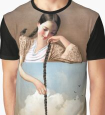 Touch The Sky (Rapunzel) Graphic T-Shirt