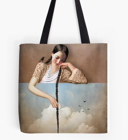 Touch The Sky (Rapunzel) Tote Bag