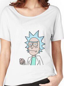 Rick school Women's Relaxed Fit T-Shirt