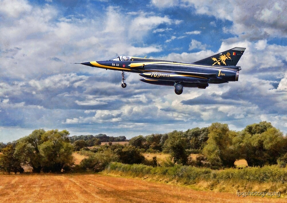 Dassault Mirage 5 [BA-33] by ipgphotography