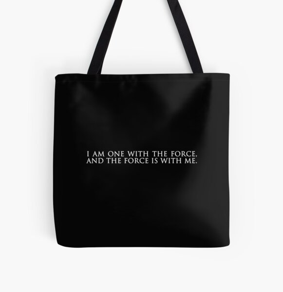 Star Wars Premium Crossbody Satchel Water Proof Canvas Bag Custom Printing #1