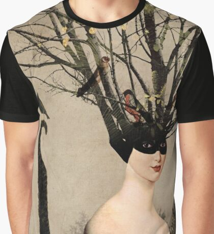 Catwoman Graphic T-Shirt