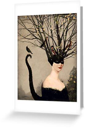 Catwoman by Catrin Welz-Stein