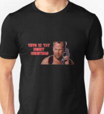 die hard merry christmas T-Shirt