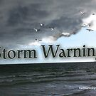 Storm Warning by EyeMagined