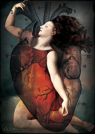 With all my heart by Catrin Welz-Stein