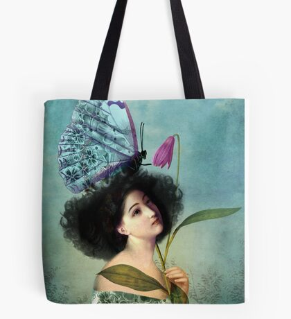 In the Butterfly Garden Tote Bag