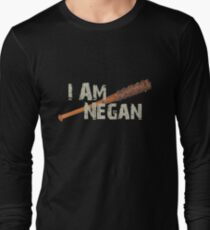 I Am Negan - Cool TV Shower Fans Design Walking T-Shirt