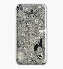 Ice and Fire iPhone Case/Skin