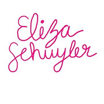 Eliza Schuyler by Llyrcial