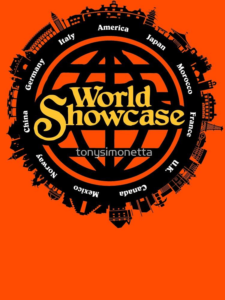 EPCOT World Showcase | Unisex T-Shirt