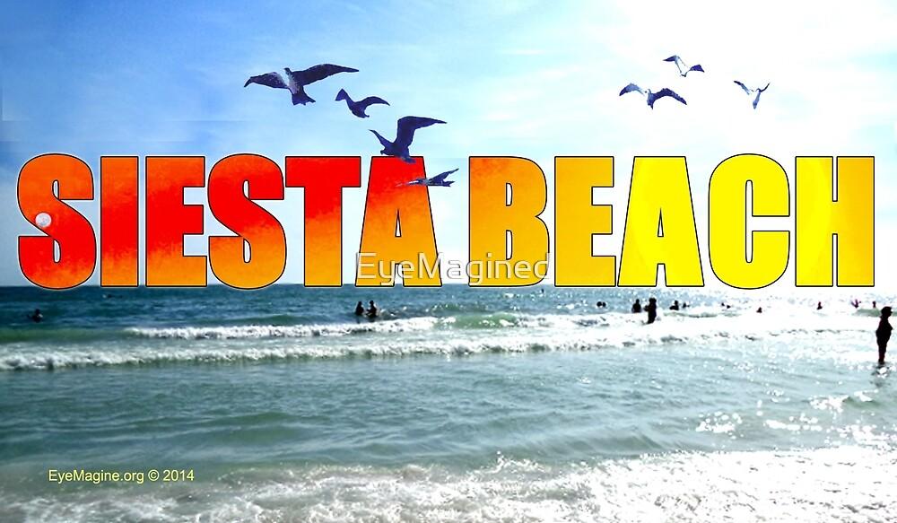Siesta Beach Sun by EyeMagined