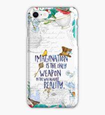 Alice in Wonderland - Imagination iPhone Case/Skin
