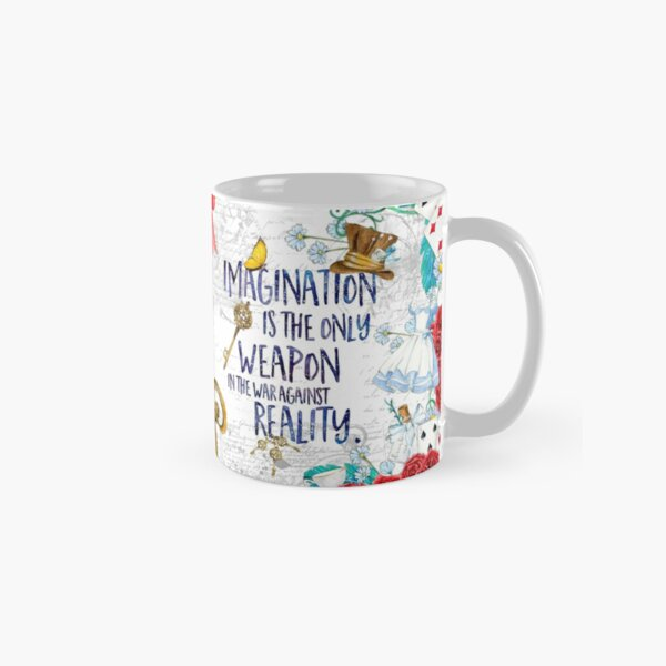 Alice in Wonderland - Imagination Classic Mug