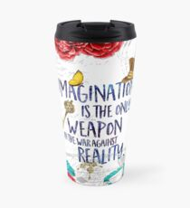 Alice in Wonderland - Imagination Travel Mug