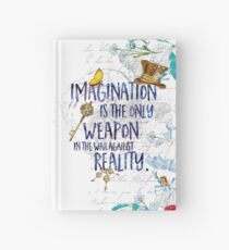 Alice in Wonderland - Imagination Hardcover Journal