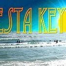 Siesta Key Sunset by EyeMagined