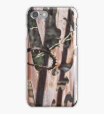 The World Is A Thorn iPhone Case/Skin