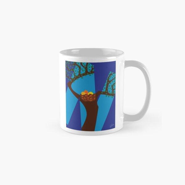 N is for Nest Classic Mug