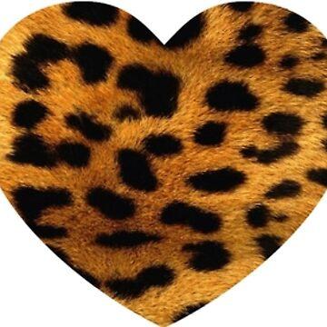 Leopard Hearts by dohcom