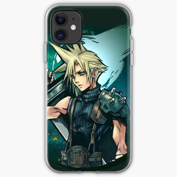 C l 0 u d iPhone Soft Case