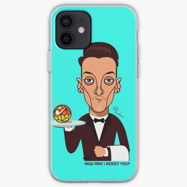 How may I assist you? iPhone Soft Case