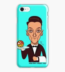 How may I assist you? iPhone Case/Skin