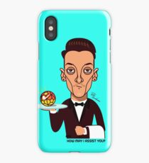 How may I assist you? iPhone Case