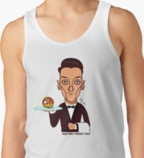 How may I assist you? Men's Tank Top