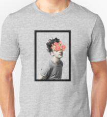 flower censored. Unisex T-Shirt